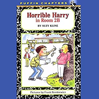 Horrible Harry in Room 2B cover art
