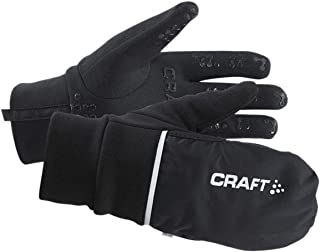 Craft Sportswear 2-in-1 Hybrid Weather Glove - Wind and Waterproof Cycling Glove