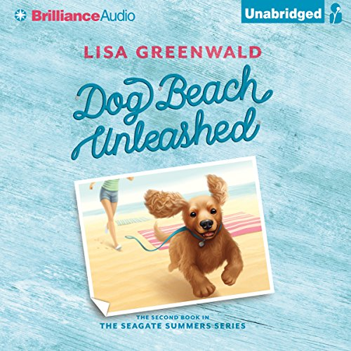 Dog Beach Unleashed audiobook cover art