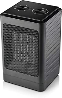 Pillows-RJF Portable Electric Heater, Adjustable Heater for Home Office Room Desk, Space Heater with Overheat and Tip-Over...