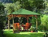 Unbekannt Karibu 4-Eck Pavillon Eco Cordoba