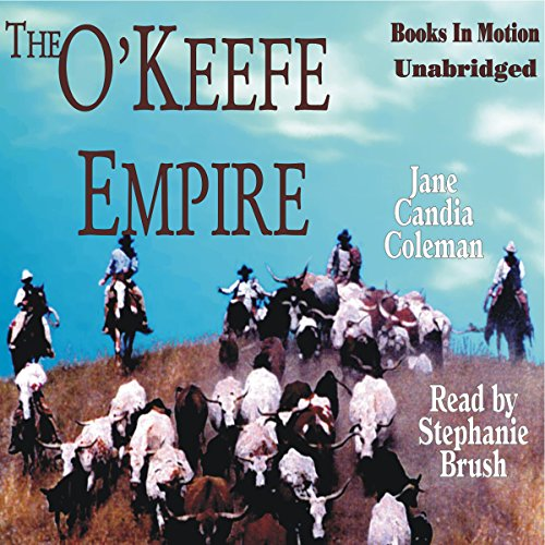 The O'Keefe Empire audiobook cover art