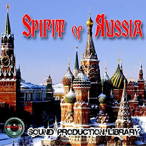 Russia Spirit – Riesige einzigartige originale mehrschichtige Studio WAV Samples Library 2DVD oder zum Download