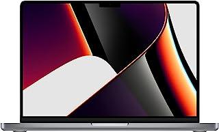 2021 Apple MacBook Pro (14-inch, AppleM1 Pro‑chip met 8‑coreCPU en 14‑coreGPU, 16GB RAM, 512GB SSD) - spacegrijs