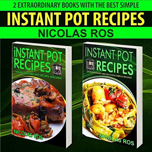 Instant Pot Recipes cover art