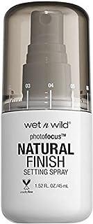 Wet n Wild 301A Photo focus setting spray, 1.52 Ounce, Seal The Deal