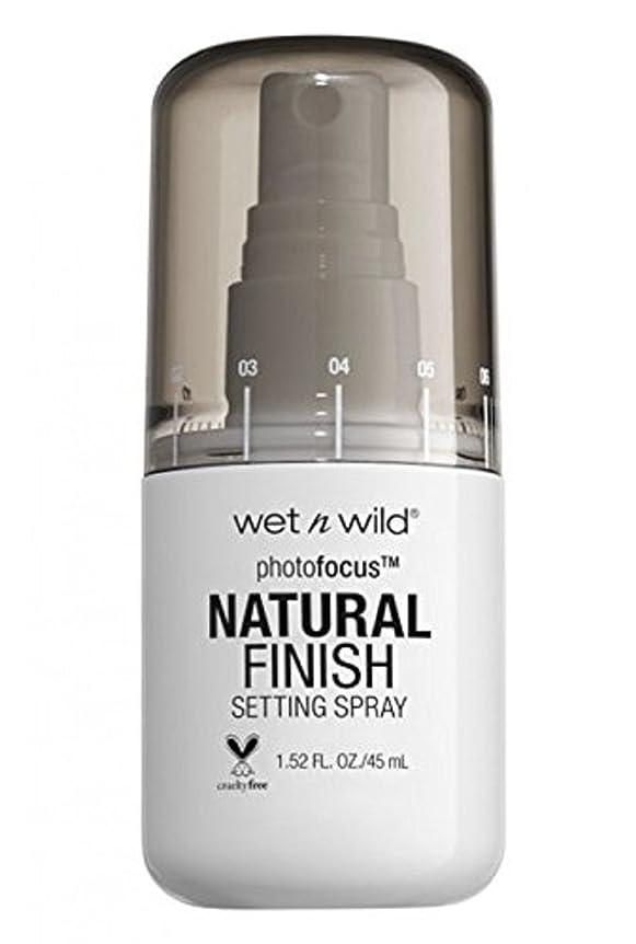 キャンプしかしながら活力WET N WILD Photo Focus Setting Spray (並行輸入品)