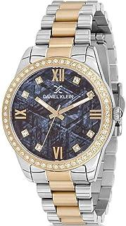Daniel Klein Premium Ladies - Black Dial Multicolor Band Watch - DK.1.12541-5