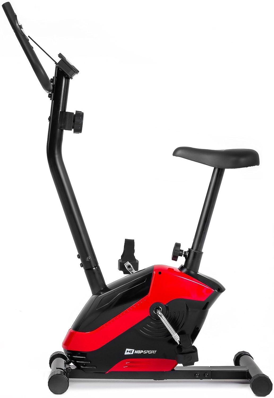 Hop-Sport Heimtrainer HS-045H EOS Pulsmessung, Tablet-Halterung, Scan, bis 120kg