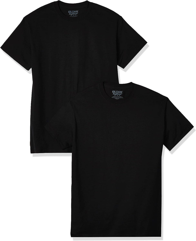 Gildan Men's DryBlend T-Shirt, Style G8000, 2-Pack