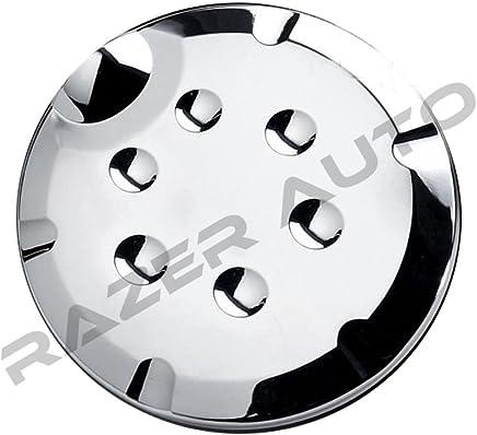 American Shifter 46637 Red Metal Flake Shift Knob with 16mm x 1.5 Insert Black 5 Speed Shift Pattern - 5RUR