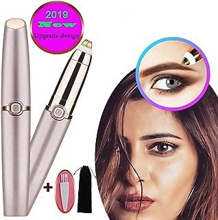 Eyebrow trimmer for women Eyebrow hair remover premium eyebrow trimmer remover Painless Facial Hair nose hair eyebrow remover