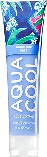 Bath & Body Works Aqua Cool Aloe Gel Lotion Moonlight Path