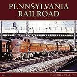 Pennsylvania Railroad 2022 Wall Calendar