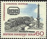 Prophila Collection Berlín (Oeste) 591 (Completa.edición) 1979 Centro de Convenciones (Sellos para los coleccionistas)