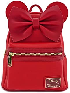 x Disney Minnie Mouse Ears Mini Backpack