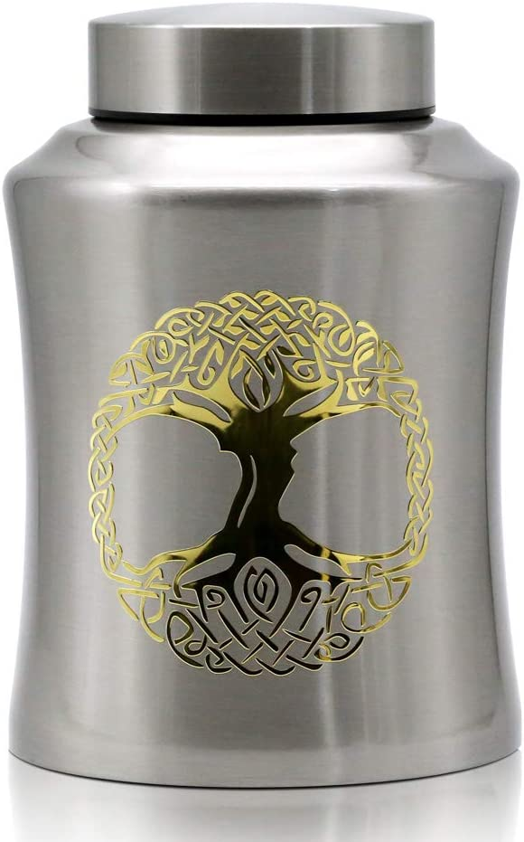 ENBOVE Tree of Life Classy Adult Ashes Human for - Urns Ranking Ranking TOP10 TOP1 Beautifu