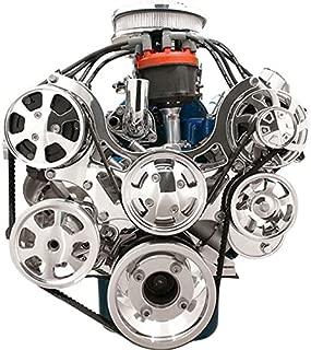 BILLET SPEC 13600 Small Tru Trac Serpentine System