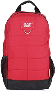 Caterpillar Benji Backpack, (Cherry), (83431-34)
