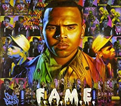 F.A.M.E. : Chris Brown -CD Album