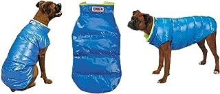 KONG License Puffy Vest, Medium, Blue