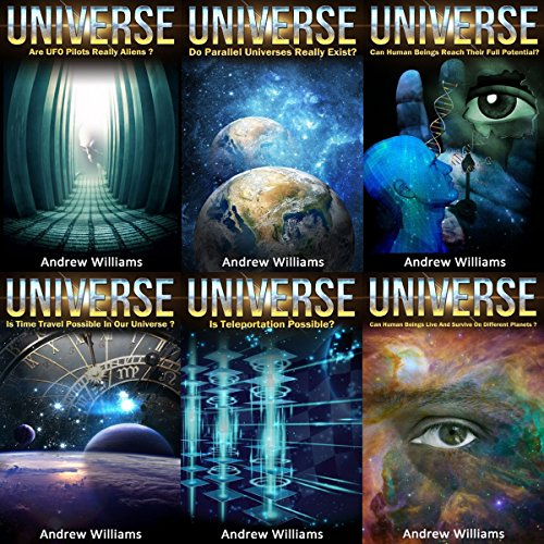Universe 6-Book Bundle audiobook cover art