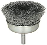 BLACK+DECKER Wire Cup Brush, Coarse, 3-Inch (70-609)