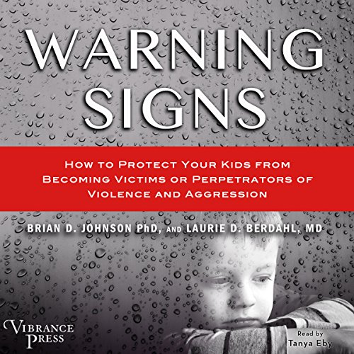 Warning Signs audiobook cover art