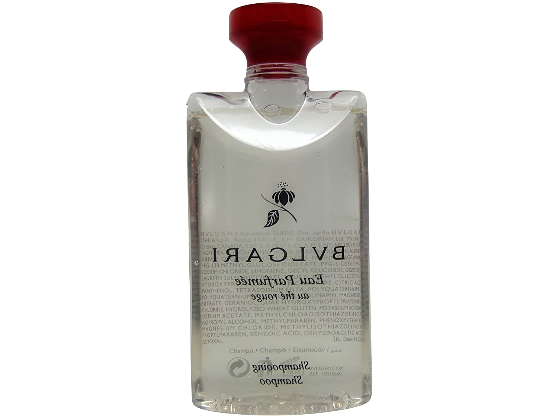 Lim-style Eau Parfumee Tea Shampoo 2.5 7498 of oz. Set 3 Model Denver Mall 2021 model