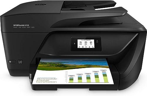 HP OfficeJet Jet d'encre 6950 AiO Printer Noir 2M3CS39 A4