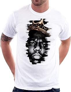 Egoteest - Famous Rapper Shirt - Rapper Shirt with Gold Crown - Hip Hop Legend Rappers - Unisex