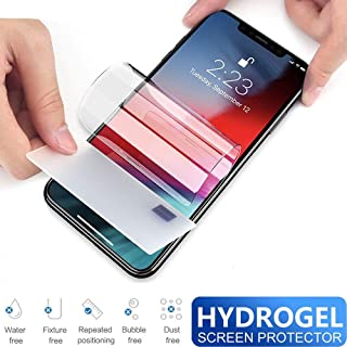 Finedayqi ❤ Front+Back+Camera Lens Hydrogel HD Screen Protector Film for iPhone Xs Max 6.5inch