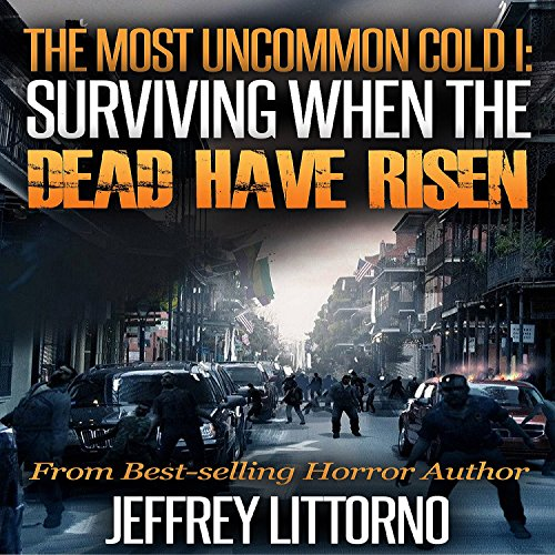 Surviving When the Dead Have Risen: A Tale of the Zombie Apocalypse audiobook cover art