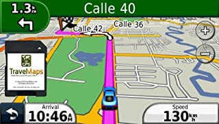 Cuba GPS Map (SD Memory Card / Garmin Compatible)