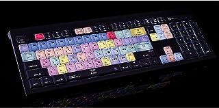 Logickeyboard Astra Series Adobe Premiere Pro CC Mac Backlit Keyboard (American English)