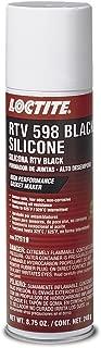 Loctite 495075 598 Black High Performance RTV Silicone