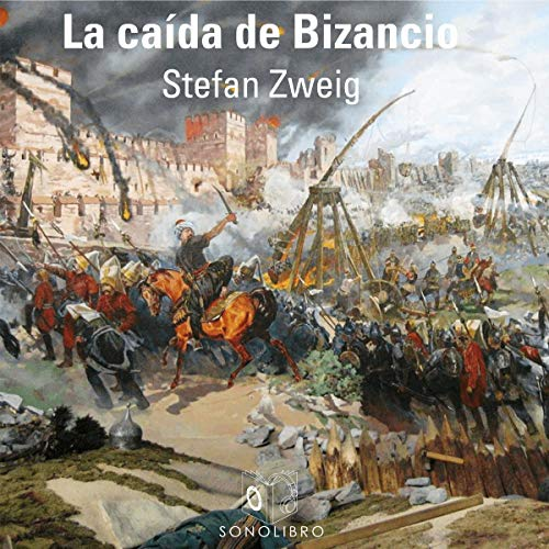 La caída de Bizancio [The Fall of Byzantium] cover art