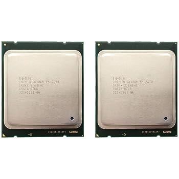 2 GHz processor Intel Xeon E5-2620 Renewed