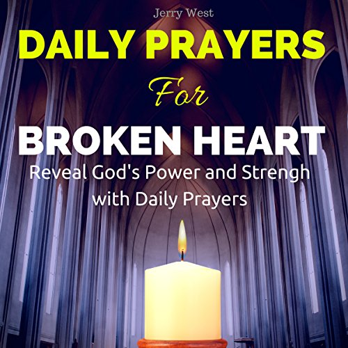 Daily Prayers for a Broken Heart cover art