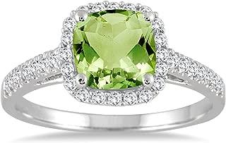 Best peridot and diamond ring Reviews