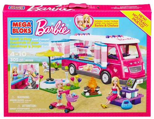 Barbie - Caravana (Mega Brands 80293
