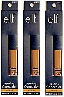 (3 Pack) e.l.f. Studio HD Lifting Concealer - Medium