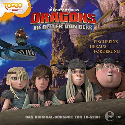 Fischbeins Herausforderung (Dragons: Staffel 1 - Die Reiter von Berk 9) Titelbild
