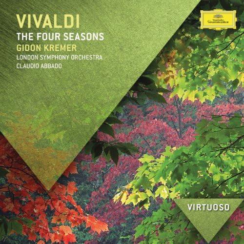 Gidon Kremer, London Symphony Orchestra & Claudio Abbado