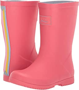 abb949816a3f70 Joules Kids. Roll Up Packable Welly Rain Boot (Toddler Little Kid Big ...