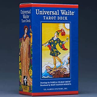 Reading The Tarot – The Ultimate Guide to The Rider Waite Tarot Cards: The #1 Workbook for Learning How to Read Tarot Cards