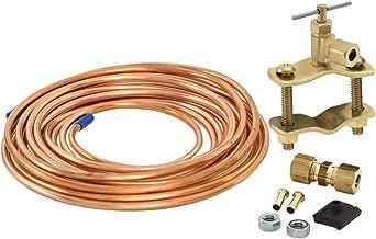Eastman 48398 copper ice maker installation kit