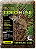 ジェックス エキゾテラ ココハスク 8L 爬虫類用床材 チップタイプ