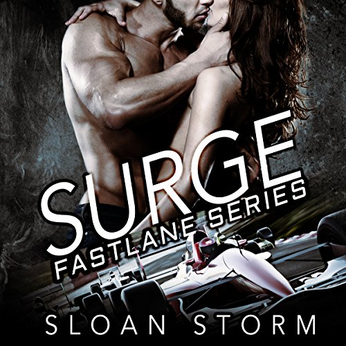 Surge: Bad Boy Racing Romance audiobook cover art