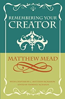Remembering Your Creator